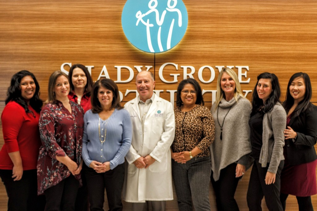 Donor Egg at Shady Grove Fertility